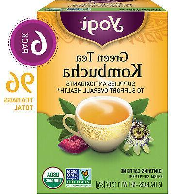 tea green tea kombucha supplies antioxidants 6