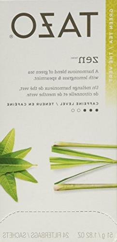 Tazo Zen Tea, 24 Tea Bags