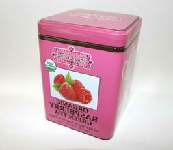 Brew La La Organic Green Tea - Natural Raspberry Flavor - 50