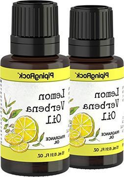 Piping Rock Lemon Verbena Apothecary Fragrance Oil 2 Dropper