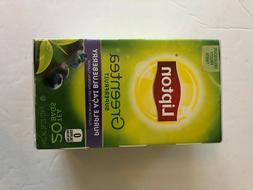 Lipton Green Tea Super Fruit Purple Acai Blueberry 20 Tea Ba