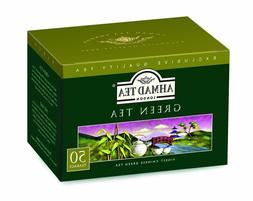 Ahmad London Green Tea 50 Tea Bags
