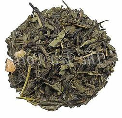 Long Island Strawberry Green Loose Leaf Tea - 1/4 lb