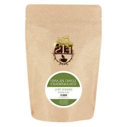 Long Island Strawberry Green Tea - Tea Bags