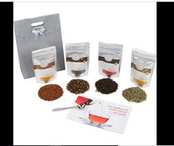 Golden Moon Tea - Tea Gift Set   100% USDA Organic Loose Tea