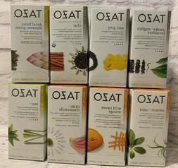 LOT 48 or 96 Tazo Tea Bags Herbal Green Black Breakfast Earl