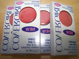 Lot of 4 Covergirl Magnetic Color Pot Lipcolor Shade Bronzed