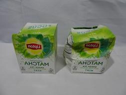 Lipton Magnificent Matcha Green Tea With Pure Matcha 15 Tea