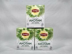 Lipton Magnificent Matcha, Green Tea With Pure Matcha 15 ct
