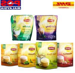 Malaysia Lipton 3in1 Milk Tea Latte Instant Tea Mix 12's - V