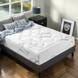 Sleep Master 12-Inch Cloud Memory Foam Mattress