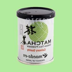 MATCHA 1 can x 1oz CULINARY QUALITY MAEDA-EN GREEN TEA POWDE