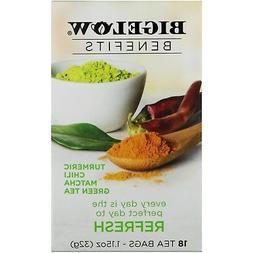 Bigelow Tea Matcha Green, 1.14 oz