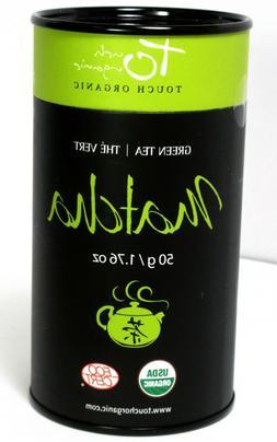 Touch Organic Organic Matcha Green Tea 50g/1.76 oz New