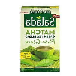 Salada Matcha Green Tea Blend K Cups 2 Box Pack