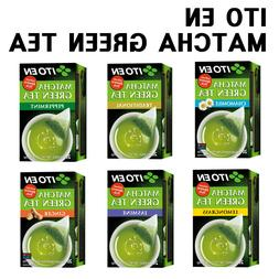 ITOEN Matcha Green Tea 20 CT - US Seller