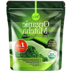 Organic Matcha Green Tea Powder Unsweetened 100% Natural Cul