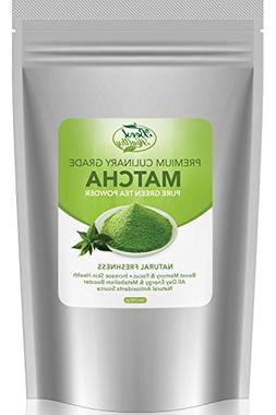 Boost Healthy Matcha Green Tea Powder, Organic Metabolism Bo