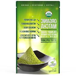 Matcha Green Tea Powder - Powerful Antioxidant Japanese Orga
