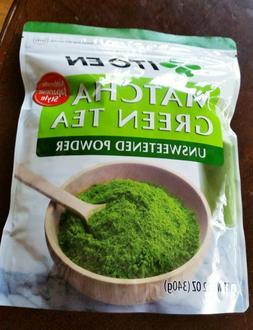 Ito En Matcha Green Tea Powder Unsweetened Gluten Free Vegan