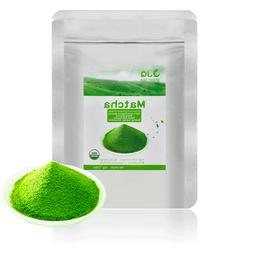 JQ Matcha Green Tea Powder USDA Organic Sugar Free for Bakin