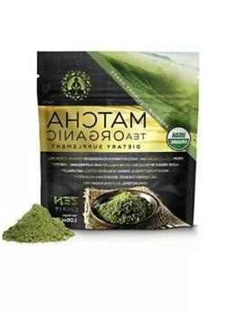 Matcha Green Tea Powder USDA OrganicPerfect for Baking Smoot