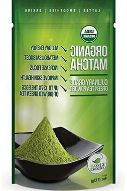 The Oriental Organic Matcha Green Tea Powder Organic- - USDA