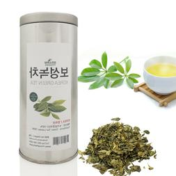 Medicinal Korean Herb, Green Tea/Lucha, Gift Tin Caddy, Drie