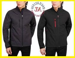 Kirkland Signature Men's Full Zip Soft Shell Jacket, Windpro