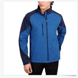 Kirkland Signature Men's Softshell Jacket Full Zip Wind Proo