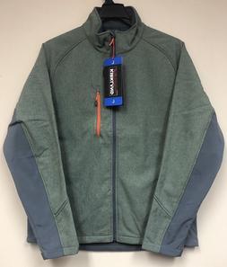 Kirkland Signature Men's Softshell Jacket Full Zip Wind / Wa