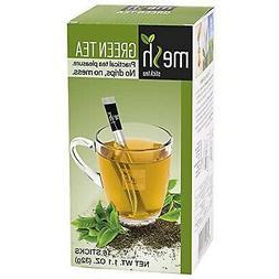 Mesh Green Stick Tea   48 Sticks    Premium Instant Tea   No