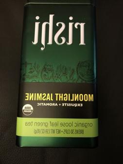 Rishi Tea - Organic Loose Leaf Green Tea Moonlight Jasmine -