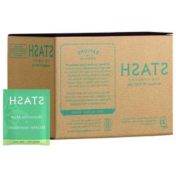 Stash Tea Moroccan Mint Green, 100 Count Box of Bags Individ