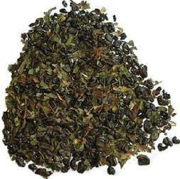 moroccan mint green tea and peppermint great