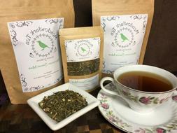 Moroccan Sweet Mint Herbal Loose Leaf Medicinal Green Tea Bl