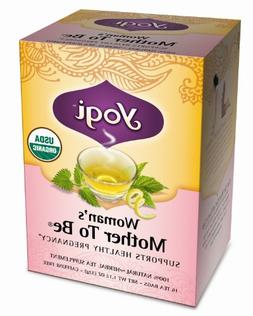 Yogi Tea Woman's Mother To Be Tea