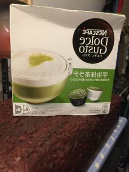 Nestle Coffee Capsules for Nescafe Dolce Gusto - Uji Matcha