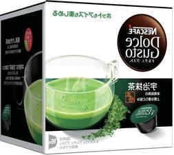 Nestle Coffee Capsules Nescafe Dolce Gusto Uji Matcha Green
