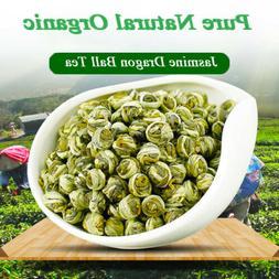 Pure Organic  Green Tea Loose Leaf  Chinese King Grade Jasmi