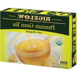 Bigelow® Premium Organic Green Tea - 160 ct.