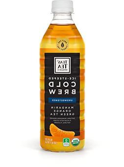 Teas' Tea Organic Cold Brew Green Tea Mandarin Orange 16.9 O