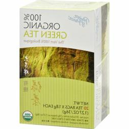 Bigelow Organic Pure Green Tea Bags, 20ct