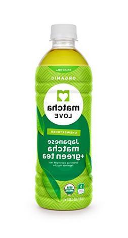 Matcha Love Organic Matcha and Green Tea Traditional 470 ml