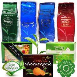 Organic Grown Black Green Tea Gorreana Azores Pekoe Hysson O