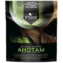 Tealyra - 4oz  - Pure Japanese Matcha Green Tea Powder - Pre