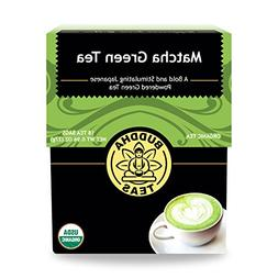 Organic Matcha Green Tea Bags - Has Caffeine - Gourmet Blend