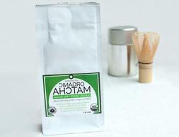Organic Matcha Green Tea Powder High Caffeine Ceremonial Gra