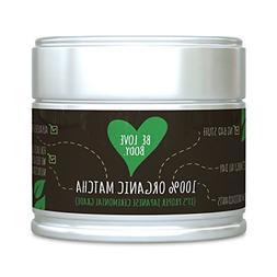 Be Love Body - Organic Matcha Green Tea Powder It's Proper J