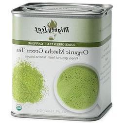Mighty Leaf Organic Matcha Green Tea 1.5 oz tin  - Authorize